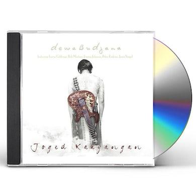 Dewa Budjana JOGED KAHYANGAN CD