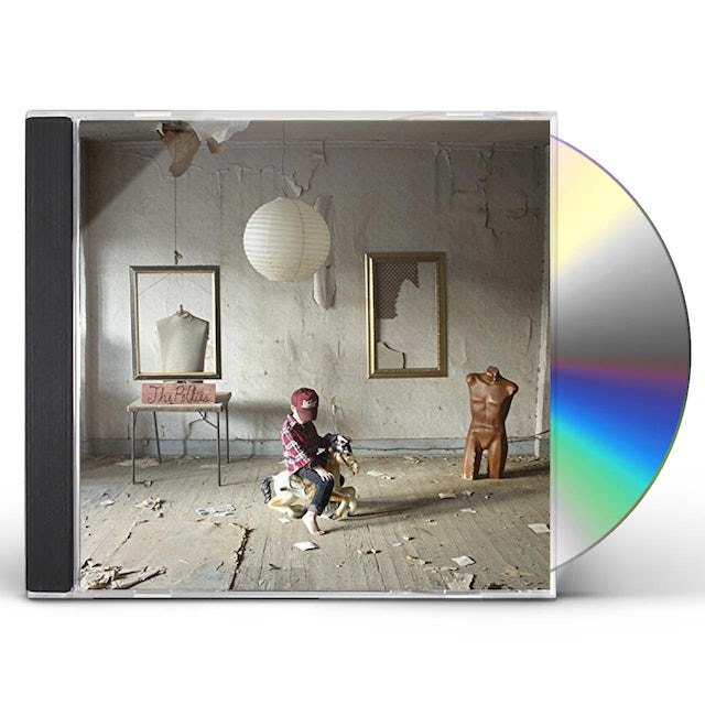 Pollies NOT HERE CD