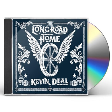 Kevin Deal LONG ROAD HOME CD