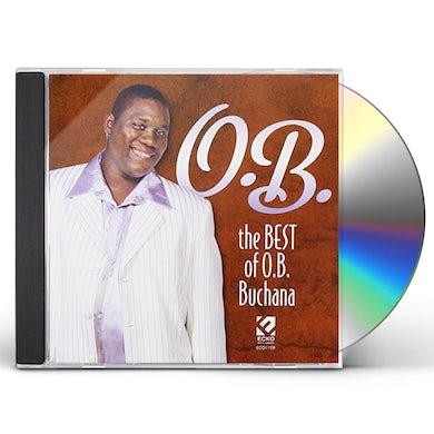 O.B. Buchana BEST OF OB BUCHANA CD