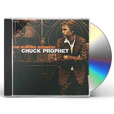 Chuck Prophet HURTING BUSINESS CD