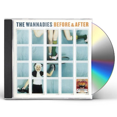 The Wannadies BEFORE & AFTER CD