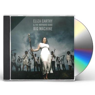 Eliza Carthy & Wayward Band BIG MACHINE CD