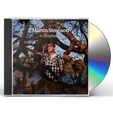 Martin Simpson ROOTED CD