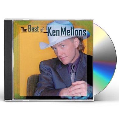 Ken Mellons BEST OF CD