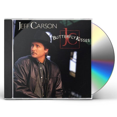 Jeff Carson BUTTERFLY KISSES CD