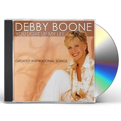 Debby Boone YOU LIGHT UP MY LIFE: GREATEST INSPIRATIONAL SONGS CD