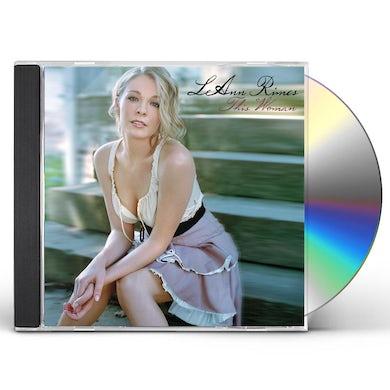 LeAnn Rimes THIS WOMAN CD