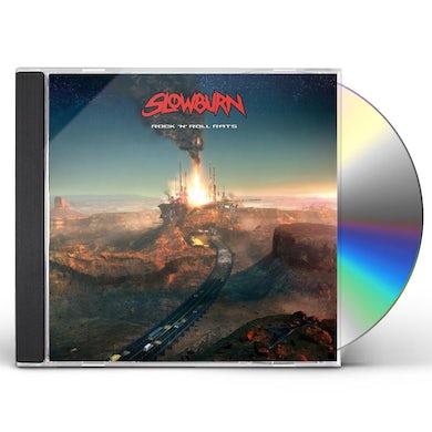 Slowburn ROCK N ROLL RATS CD