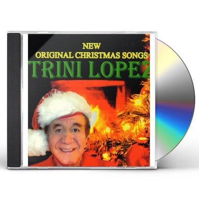 Trini Lopez ORIGINAL CHRISTMAS SONGS CD