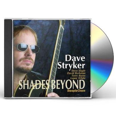 Dave Stryker SHADES BEYOND CD