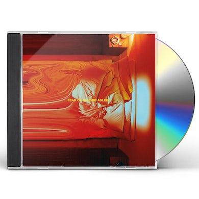 TENDER FEAR OF FALLING ASLEEP CD