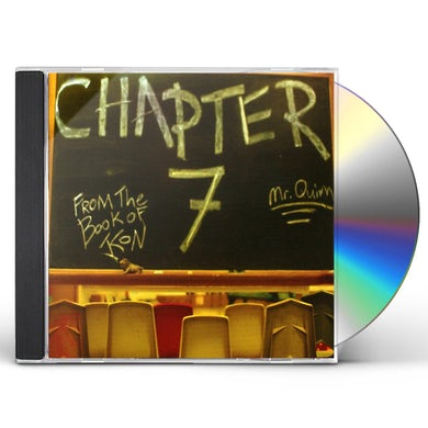 Icon CHAPTER 7 CD