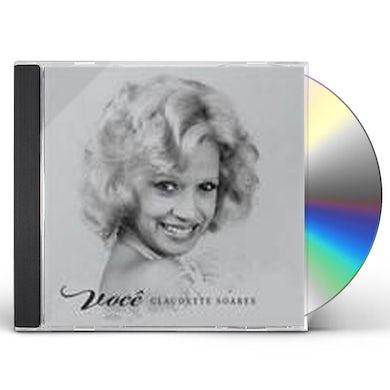 Claudete Soares VOCE CD