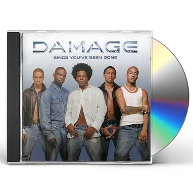 Damage SINCE YOU'VE BEEN GONE CD