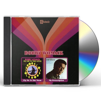 Bobby Womack FLY ME TO THE MOON / MY PRESCRIPTION CD