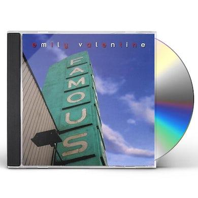 Emily Valentine FAMOUS CD