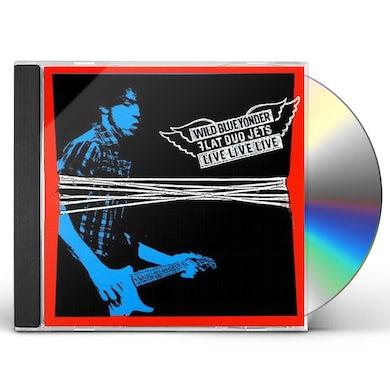 Flat Duo Jets WILD BLUE YONDER CD