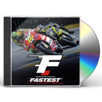tomandandy FASTEST CD