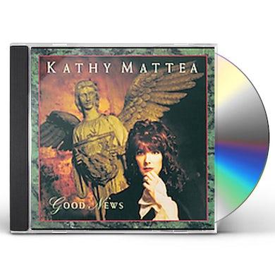 Kathy Mattea GOOD NEWS CD