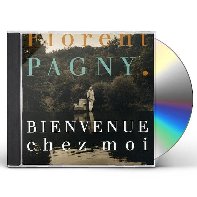 Florent Pagny BIENVENUE CHEZ MOI CD