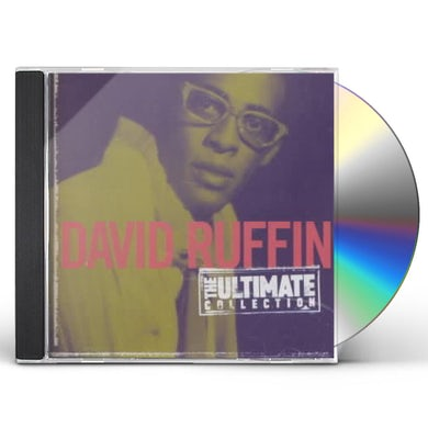 David Ruffin ULTIMATE COLLECTION CD