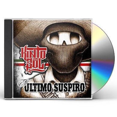 Kinto Sol EL ULTIMO SUSPIRO CD