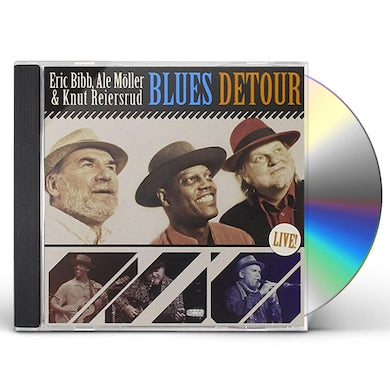 Eric Bibb BLUES DETOUR CD