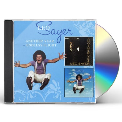 Leo Sayer ANOTHER YEAR / ENDLESS FLIGHT CD