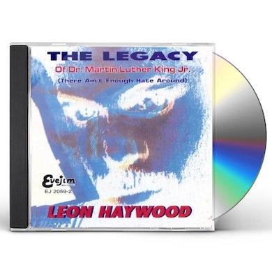 Leon Haywood LEGACY CD