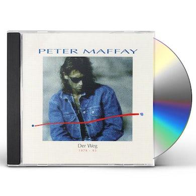 Peter Maffay DER WEG 1979-1993 CD