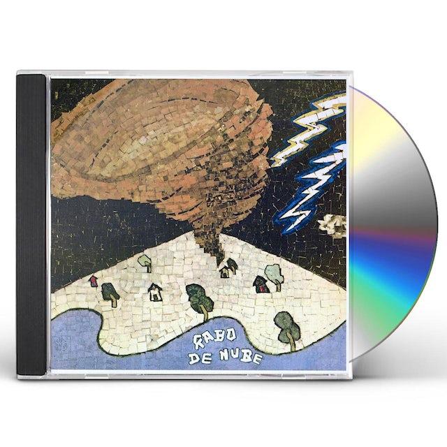 Silvio Rodriguez RABO DE NUBE CD
