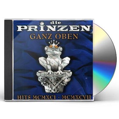 GANZ OBEN: HITS MCMXCI-MCMXCVII CD