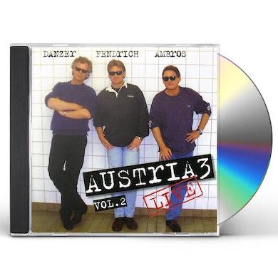 Austria 3 LIVE 2 CD