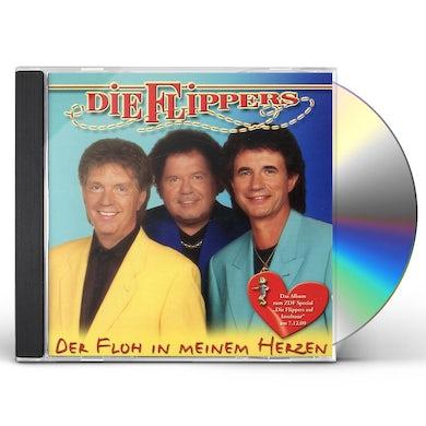 Flippers DER FLOH IN MEINEM HERZEN CD