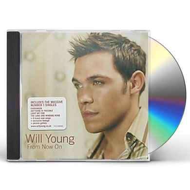 Will Young FROM NOW ON CD