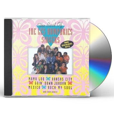 BEST OF LES HUMPHRIES SINGERS CD