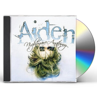 Aiden NIGHTMARE ANATOMY CD