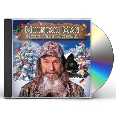 Mountain Man SLOWER THAN CHRISTMAS CD