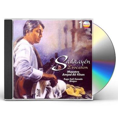 Amjad Ali Khan SADAAYEN CD