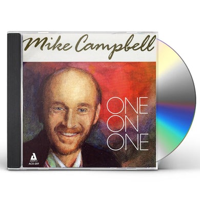 Mike Campbell ONE ON ONE CD