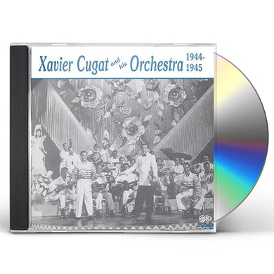 HIS ORCHESTRA 1944-1945 CD