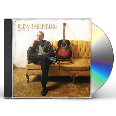 Russ Barenberg WHEN AT LAST CD