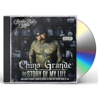 chino grande STORY OF MY LIFE CD