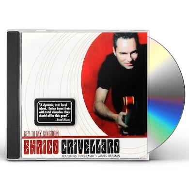 Enrico Crivellaro KEY TO MY KINGDOM CD