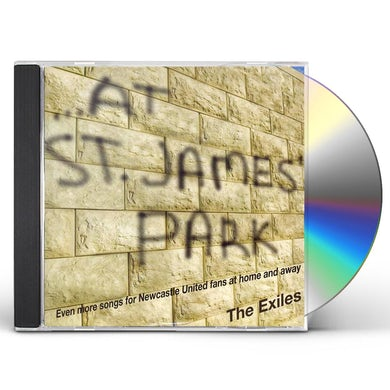 Exiles AT ST. JAMES' PARK CD