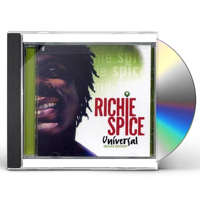 Richie Spice UNIVERSAL (DELUXE) CD