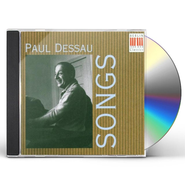 Dessau SONGS CD