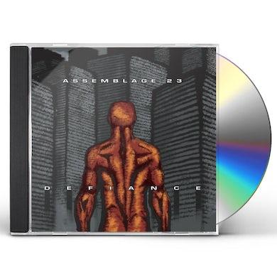 Assemblage 23 DEFIANCE CD
