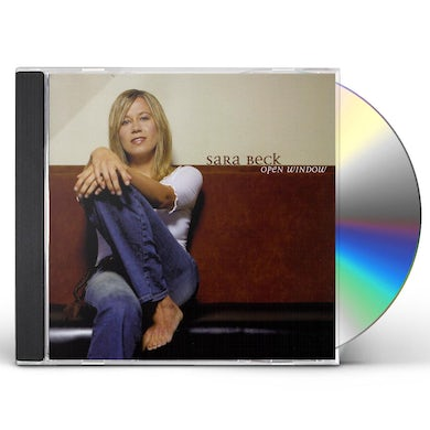 Sara Beck OPEN WINDOW CD